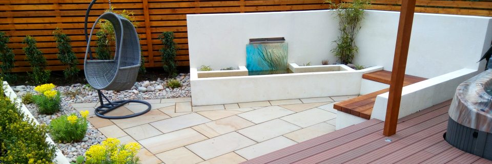 We create beautiful, bespoke Garden Designs with you on our mind